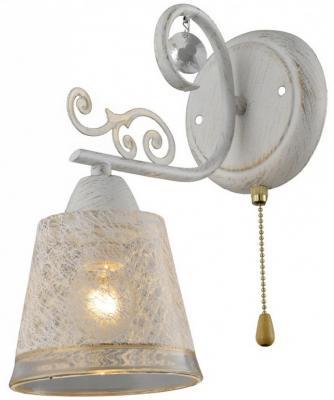 Светильник настенный ELLY E14X1X60W ANTIQUE WHITE 1744/1W diy 3w 3000k 315lm warm white light round cob led module 9 11v