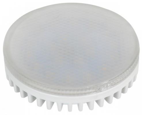 Лампа светодиодная CAMELION LED8-GX53/830/GX53 8Вт 220в лампа светодиодная camelion led5 gx53 830 gx53 5вт 220в gx53