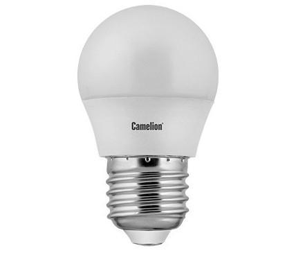 Лампа светодиодная CAMELION LED7-G45/830/E27 7Вт 220В Е27 3000К