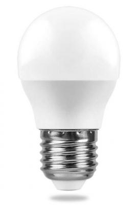 Лампа светодиодная FERON 25405 (5W) 230V E27 4000K, LB-38 лампа светодиодная feron 25629 15w 230v e27 4000k lb 94