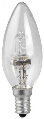 Лампа галогенная ЭРА Hal-B35-42W-230V-E14-CL (10/100/6000) недорого