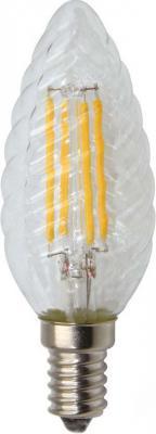 купить Лампа светодиодная REV RITTER 32430 0 filament свеча витая tc37 e14 5w 2700k deco premium теплый по цене 125 рублей