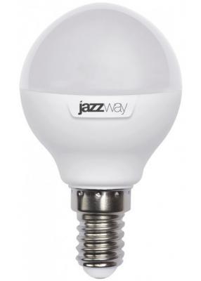 Лампа светодиодная JAZZWAY PLPLED-SP-G45 pled-sp-g45 7Вт 5000k 560лм e27 230в