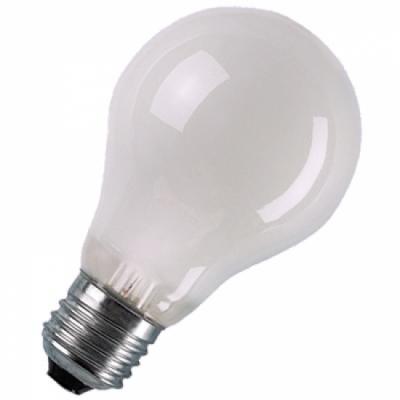 Лампа накаливания OSRAM CLASSIC A FR 60W E27 Грушевидная длина 105 мм Диаметр 55 м гейнер bbb mass complex с креатином шоколад 1 5 кг