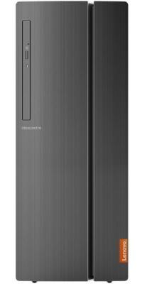 Системный блок Lenovo Ideacentre 510-15ICB MT Intel Core i5 8400 8 Гб 1Tb + 128 SSD nVidia GeForce GTX 1050 Ti 4096 Мб DOS (90HU0060RS)