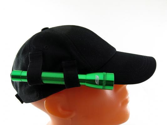 Кепка-фонарь налобный Solaris F-5 NG зеленый кепка фонарь налобный solaris t 5 ng зеленый