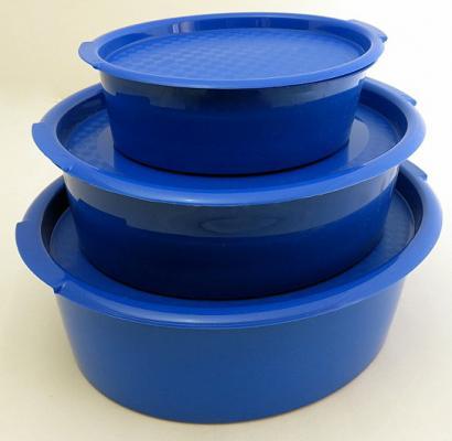 SOLARIS набор пищевых контейнеров 3 шт.