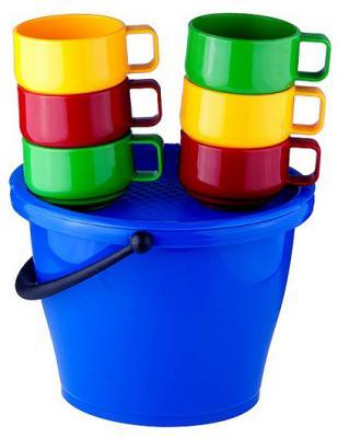 Фото - SOLARIS набор посуды: 6 чашек 0,28л в ведре [супермаркет] jingdong геб scybe фил приблизительно круглая чашка установлена в вертикальном положении стеклянной чашки 290мла 6 z