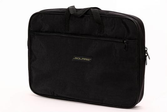 SOLARIS 5604 Чехол для ноутбука 15 дюймов, Чёрный чехол для ноутбука 14 printio hands