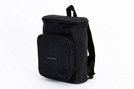 SOLARIS 5501 Рюкзак городской 15 л, модель 1, Чёрный рюкзак кладоискателя модель 1