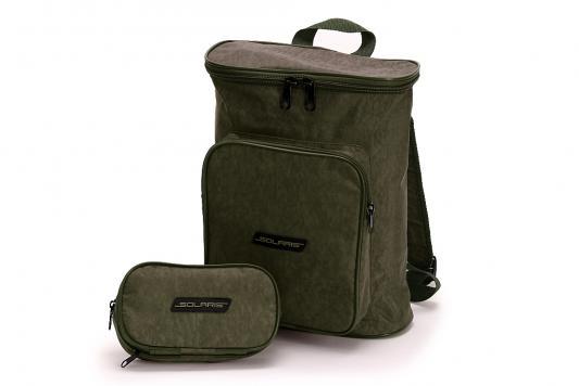 SOLARIS 5505 Рюкзак городской 15 л, модель 1, с органайзером, Серый Хаки (хамелеон) рюкзак кладоискателя модель 1