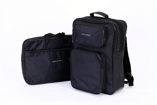 Купить SOLARIS 5516 Рюкзак универсальный 18 л, с чехлом для ноутбука, Чёрный, Ранцы, рюкзаки и сумки