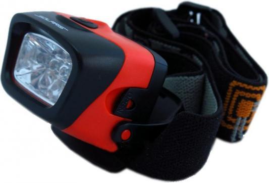 SOLARIS L20 Красный налобный фонарь корпус nikon l20 красный