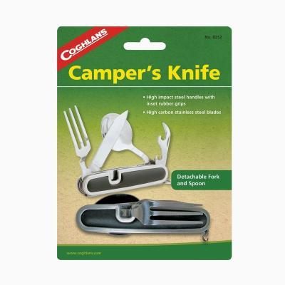 COGHLANS 8252 Складной нож для кемпинга баркер бак buck нож на открытом воздухе кемпинга нож выживания нож на открытом воздухе кемпинга нож спасательный нож 0865bks b