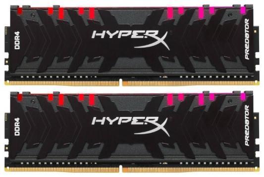 Kingston 16GB 2933MHz DDR4 CL15 DIMM (Kit of 2) XMP HyperX Predator RGB kingston kingston hyperx predator 240гб