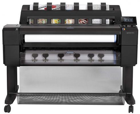 HP Designjet T1530 PS 36-in Printer (EncrHDD)