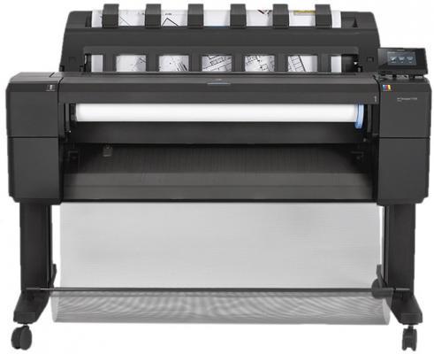 HP Designjet T930 PS 36-in Printer (EncrHDD) printer 7612 hp