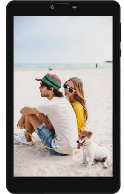 IRBIS TZ874, 8 (1280x800IPS), SC9832 4x1,3Ghz (QuadCore), 1024MB, 8GB, cam 2.0MPx+5.0MPx, Wi-Fi, LTE + 3G (2xSimCard), Bluetooth, GPS, Android 7.0, microUSB, MicroSD, jack 3.5, Black