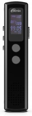 RITMIX RR-120 8GB black ritmix rr 980 8gb black диктофон