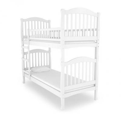 Двухъярусная кровать Nuovita Altezza Due (bianco)