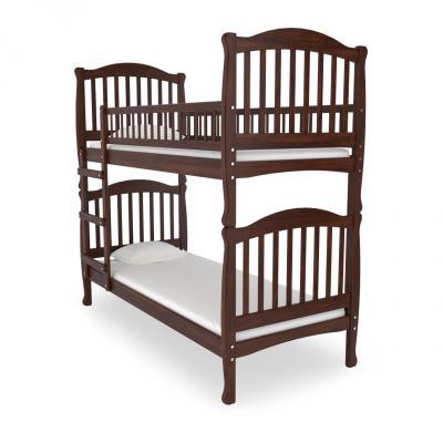 Двухъярусная кровать Nuovita Altezza Due (mogano)