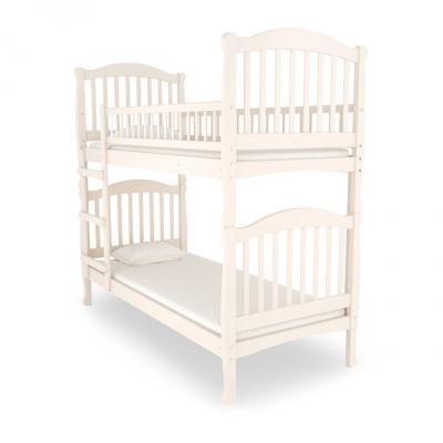 Двухъярусная кровать Nuovita Altezza Due (sbiancato)