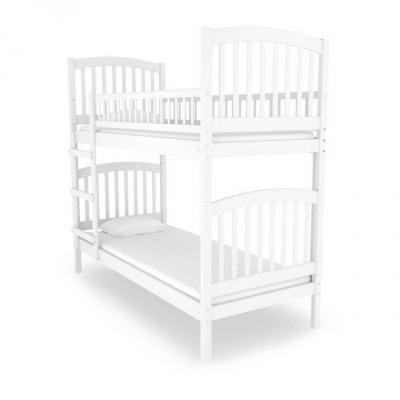 Двухъярусная кровать Nuovita Senso Due (sbiancato)