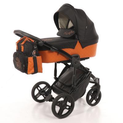 Купить Коляска 2-в-1 Nuovita Diamante (arancio), оранжевый, Коляски для новорожденных