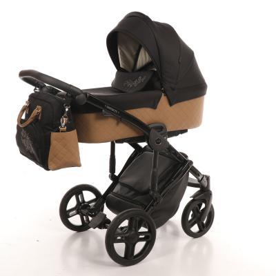 Купить Коляска 2-в-1 Nuovita Diamante (marrone), коричневый, Коляски для новорожденных