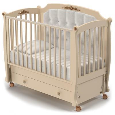 Кроватка с маятником Nuovita Furore Swing (avorio) кроватка с маятником sweet baby eligio avorio слоновая кость