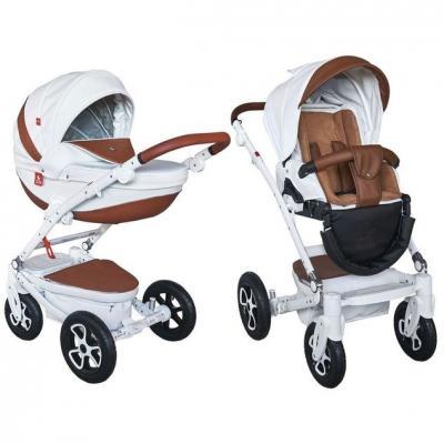 Коляска 2-в-1 Tutek Timer (цвет eco ntm eco3b/b) коляска детская tutek timer 2 в 1