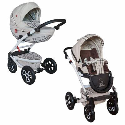 Коляска 2-в-1 Tutek Timer (цвет ntm1c/b) коляска детская tutek timer 2 в 1