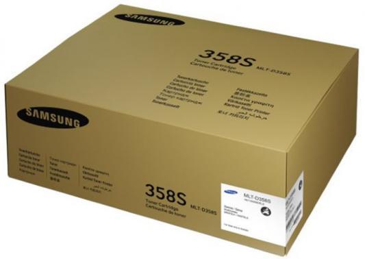 Samsung MLT-D358S Black Toner Cartridge цена