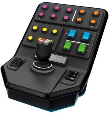 Геймпад Logitech G Heavy Equipment Side Pane 945-000014 геймпад nintendo switch pro controller