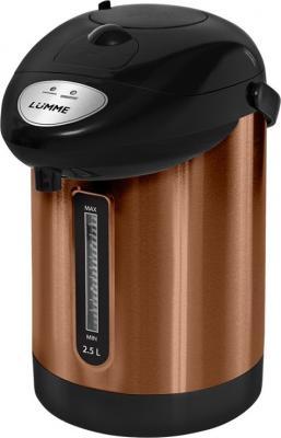 Термопот Lumme LU-3830 750 Вт темная яшма 2.5 л металл