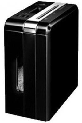 Шредер Fellowes® DS-700C. (7 листов) , 10 литр, 4х46 мм (класс 3), SafeSense™, уничтожает: скобы/карты/скрепки fellowes ds 700c 4x46 мм