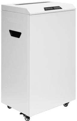 ГЕЛЕОС Шредер УА118-4, DIN P-4 (4 ур-нь секр.), фрагмент 3,9х30мм, 31-34 лист (70г/м2), CD/пл.карты/скрепки/скобы, 118 л шредер hsm shredstar x8 4 0x35 секр p 4 ленты 8лист 18лтр уничт скрепки скобы пл карты cd