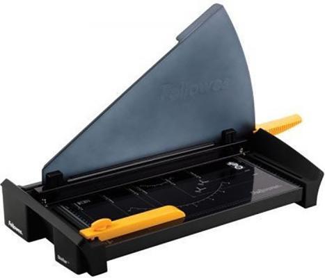 Резак сабельный Fellowes®, STELLAR A3, 20 листов, длина резки 455 мм, SafeCut™Guard гелеос рс a3 2 blue резак сабельный