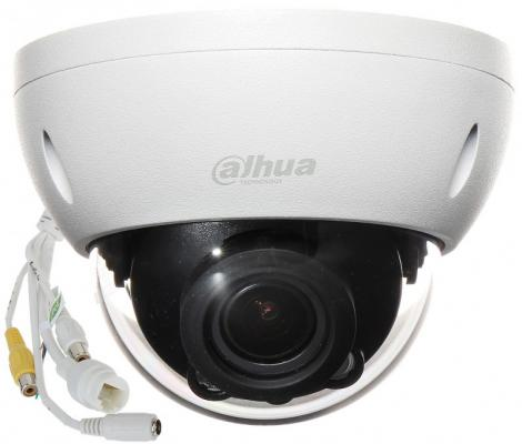 Видеокамера Dahua DH-IPC-HDBW5431RP-ZE CMOS 1/3 2688 x 1520 H.264 H.264+ Н.265 H.265+ RJ-45 PoE белый dahua dh ipc hdw5231rp ze 27135