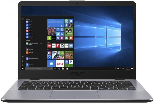Ноутбук ASUS VivoBook 14 X405UA-BM565T (90NB0FA8-M13250) ноутбук asus x403ma2930 x403ma2940 14