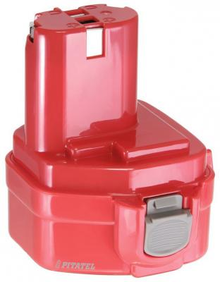 Аккумулятор PITATEL TSB-039-MAK12-33M MAKITA, Ni-Mh 12V 3.3Ah аккумулятор pitatel tsb 039 mak12 21m