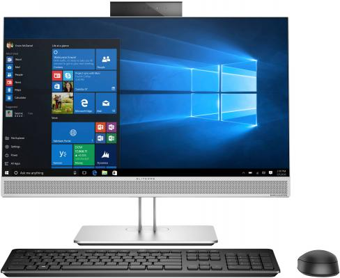 "Моноблок 23.8"" HP EliteOne 800 G4 All-in-One 1920 x 1080 Intel Core i7-8700 8Gb 512 Gb Intel UHD Graphics 630 Windows 10 Professional серебристый 4KX14EA 4KX14EA моноблок 23 hp eliteone 800 g2 all in one 1920 x 1080 intel core i7 6700 8gb ssd 120 intel hd graphics 530 windows 10 professional серый t6c28aw"