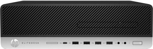 Системный блок HP EliteDesk 800 G4 SFF Intel Core i7 8700K 16 Гб SSD 512 Гб Intel UHD Graphics 630 Windows 10 Pro (4KW59EA) системный блок