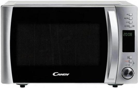 Микроволновая печь Candy CMXW 22DS 800 Вт серебристый микроволновая печь lg mh6044v 800 вт серебристый