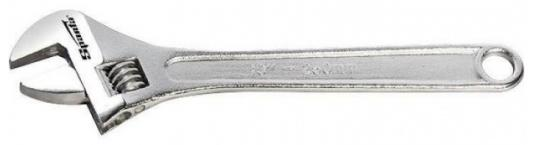 Ключ разводной SPARTA 155405 (0 - 45 мм) 375 мм ключ гаечный разводной santool 031630 300 0 35 мм