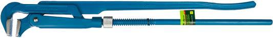 Ключ СИБРТЕХ 15761 трубный рычажный №3 литой ключ сибртех 15769 трубный рычажный ктр 0