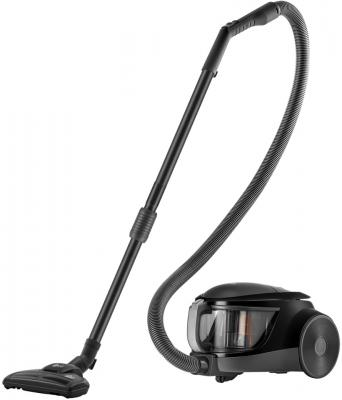 Пылесос LG VK-76A01NDS сухая уборка серебристый черный lg vk 75r03hy