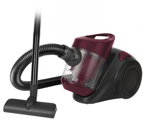 Пылесос Lumme LU-3212 сухая уборка бордовый гранат