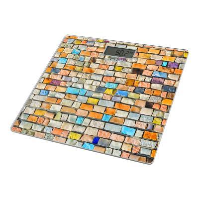 MARTA MT-1677 Весы напольные радужная мозаика электронные напольные весы marta mt 1663 титан