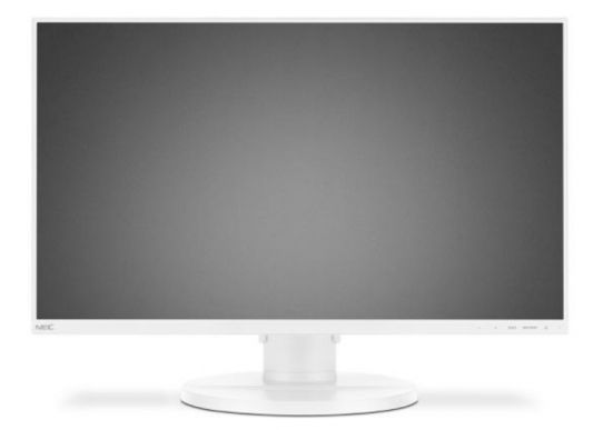 Монитор 27 NEC E271N-WH белый IPS 1920x1080 250 cd/m^2 6 ms HDMI DisplayPort VGA Аудио монитор 22 nec e221n bk черный ah ips 1920x1080 250 cd m^2 6 ms hdmi displayport vga
